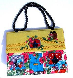Cuckoo Clock & Cute Cottage Handbags