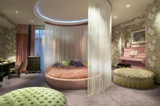 Sleep Around with The World of Kitsch- Circular Bedtime