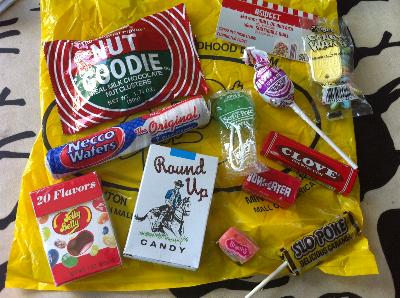 My First US Candy Haul, Thanks Dan Lacey!