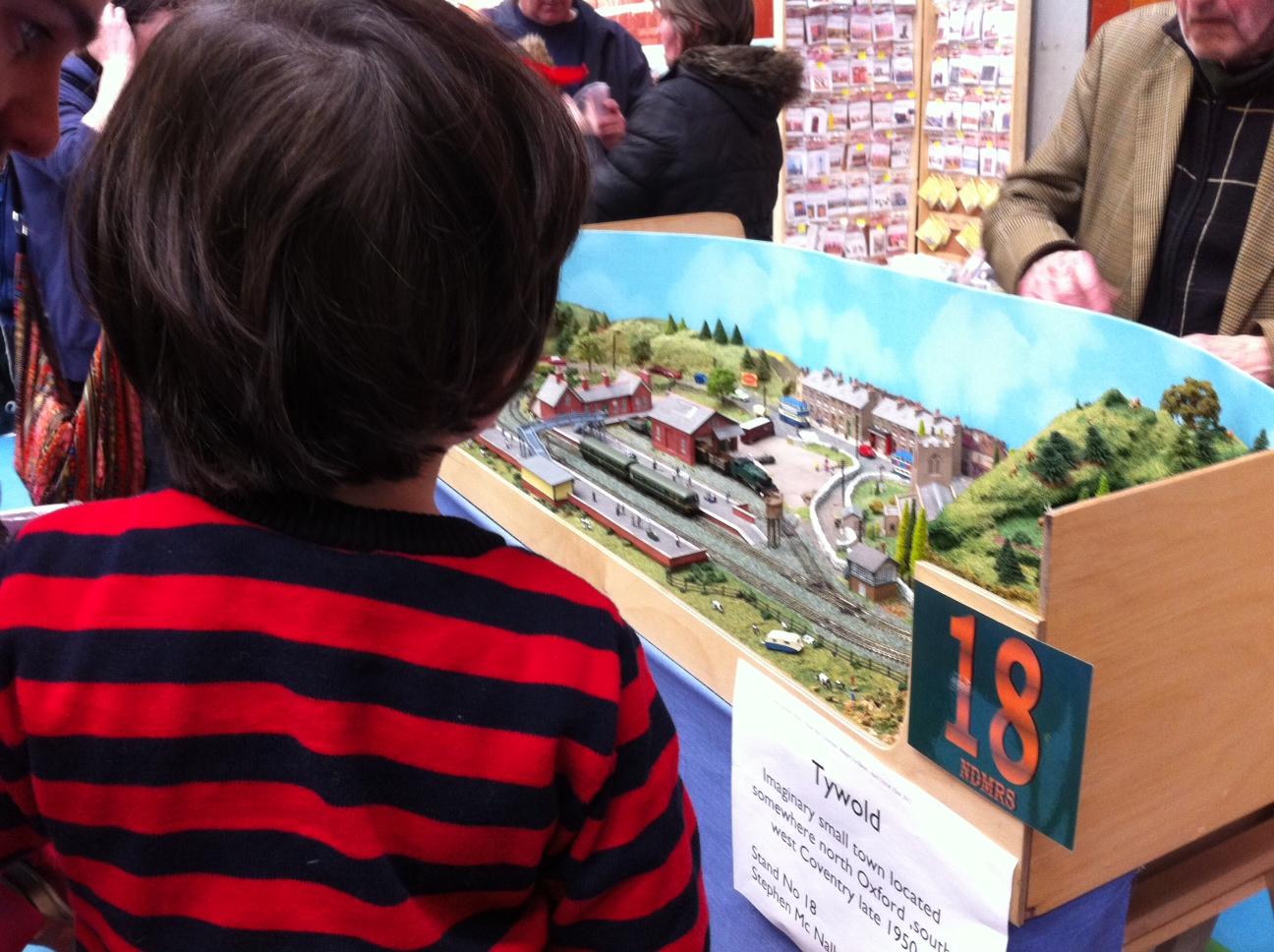 Sunday Trip to Model Railway Exhibition