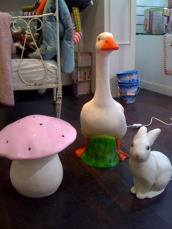 Light-up Bambi- Egmont's Woodland Creature Lamps