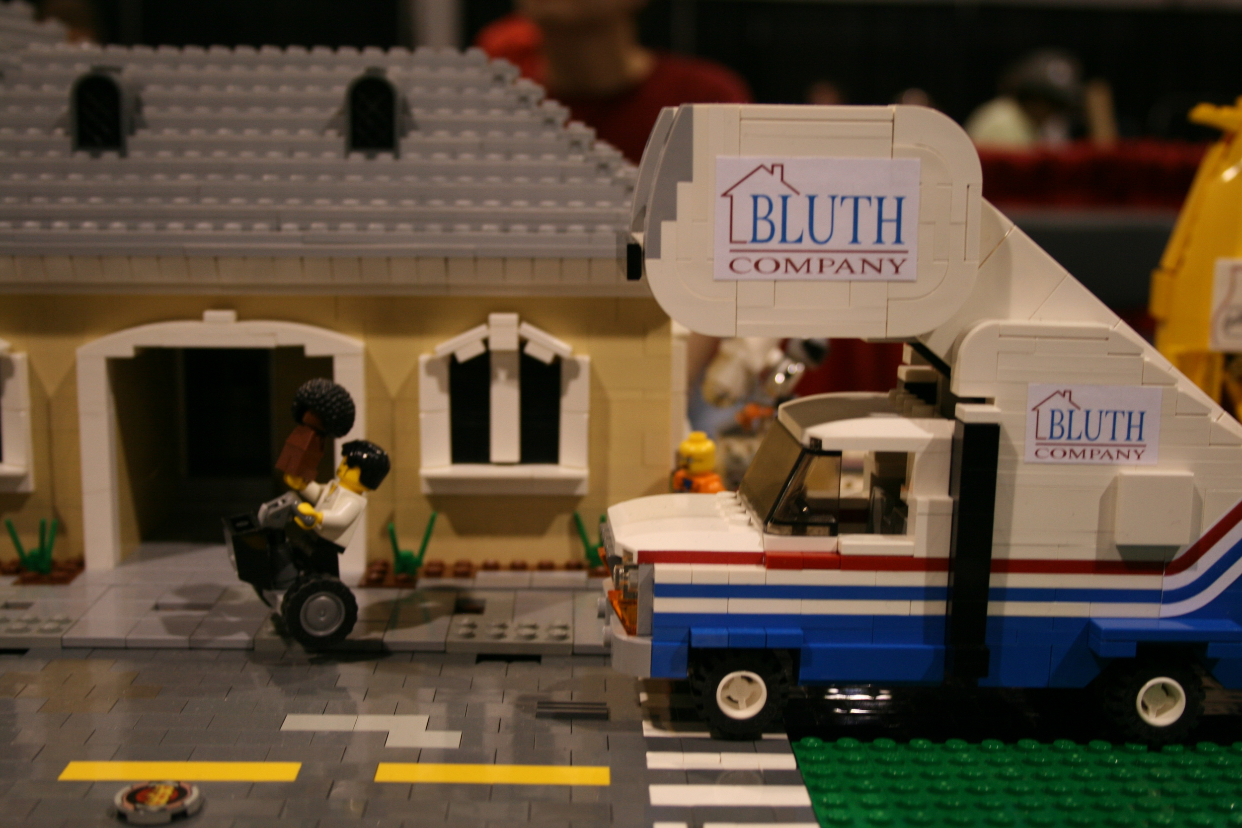 Lego Arrested Development