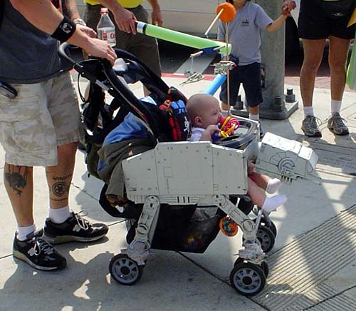 Star Wars PRAMS!