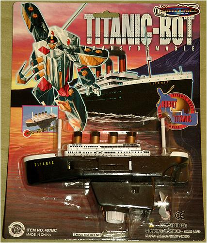The Titanic Transformer