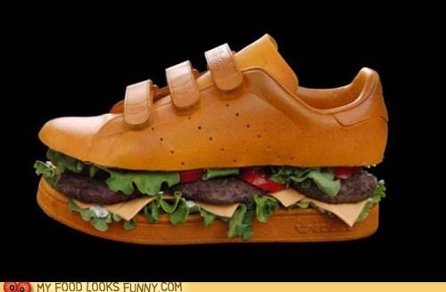 Sole Food- Burger Sneakers