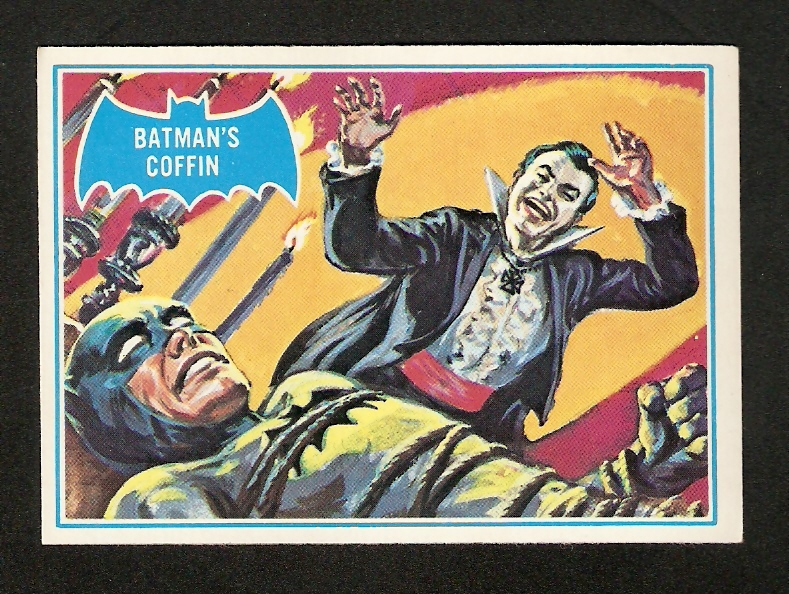 60s' Batman Bubblegum Cards