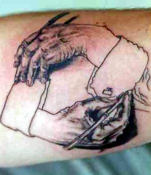 Escher Tattoos