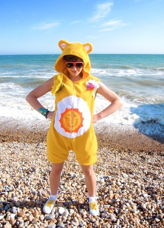 My Gift Choice for Kate Middleton's Birthday- Care Bears Onesies