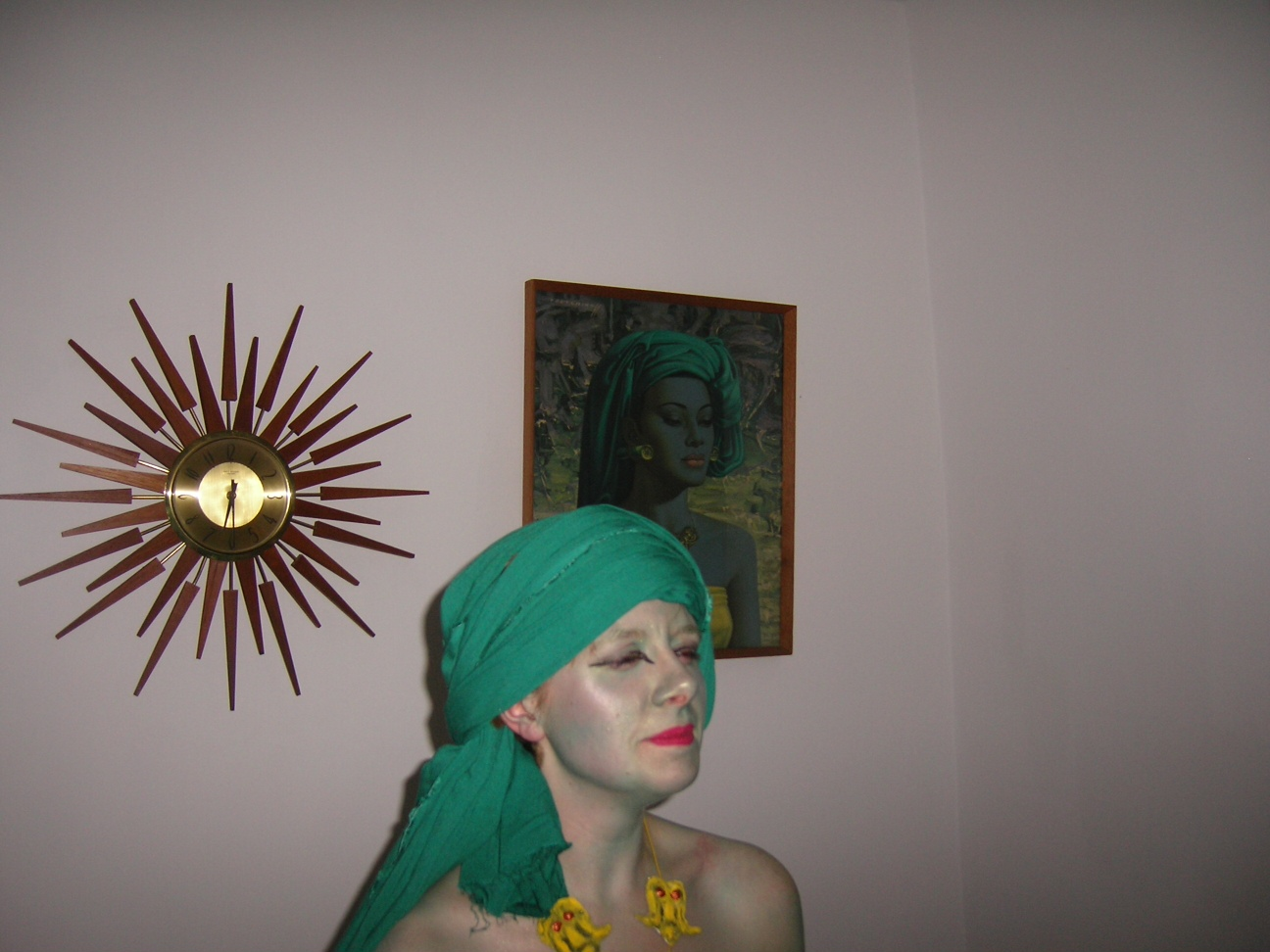 Tretchikoff Dress-up