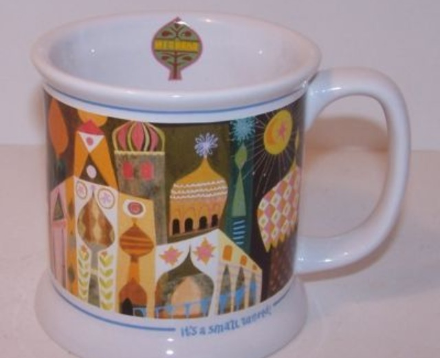 Mary Blair, Small World Mugs