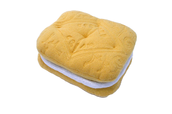 Lambswool Classic Biscuit Cushions
