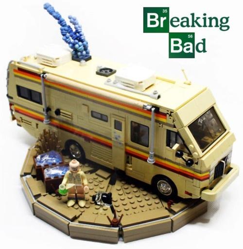 Breaking Bad Lego