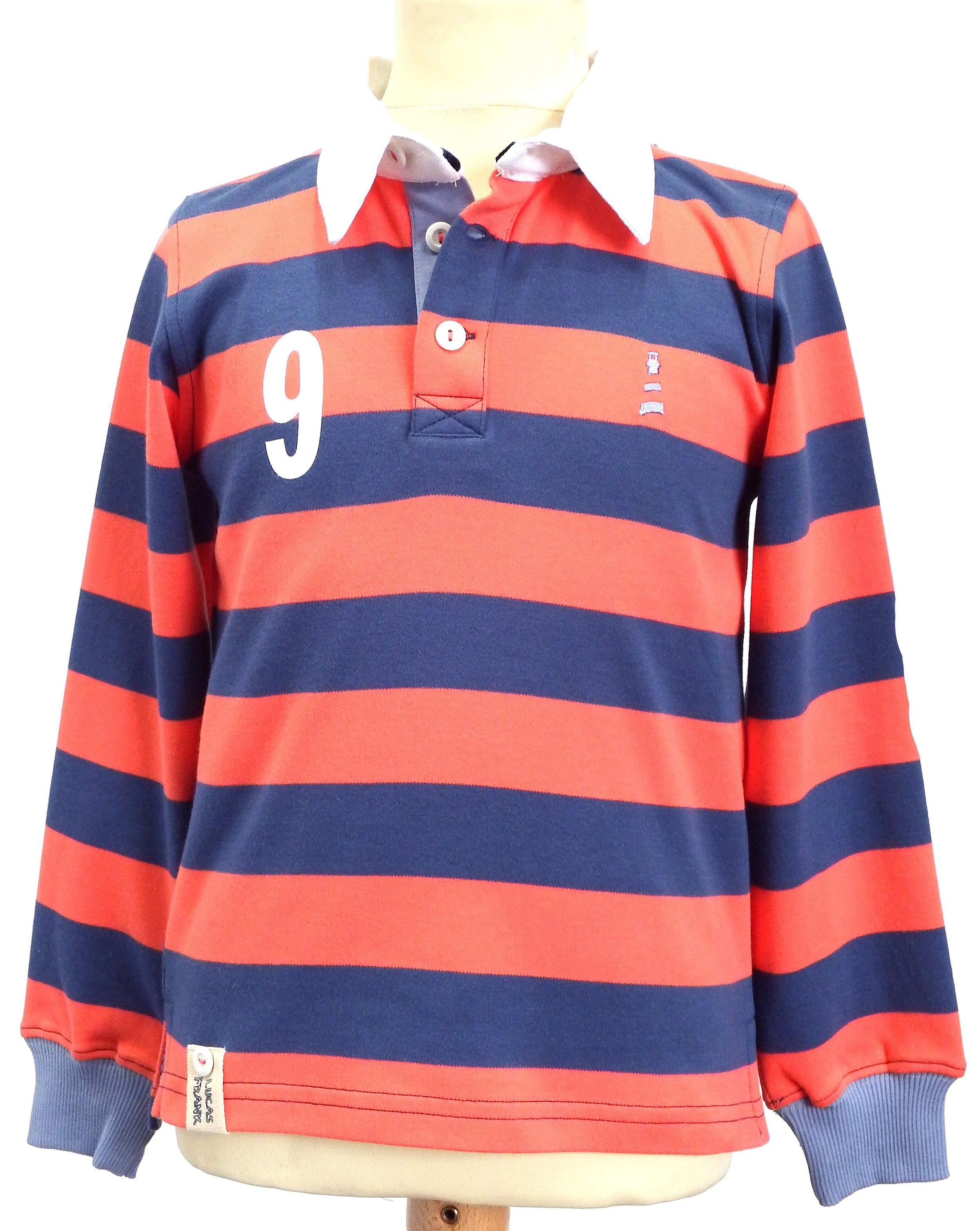 Carmanah Rugby Shirt£40