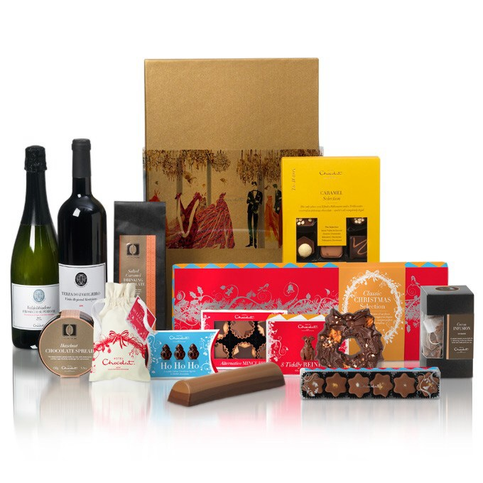 The Deluxe Christmas Hamper £150