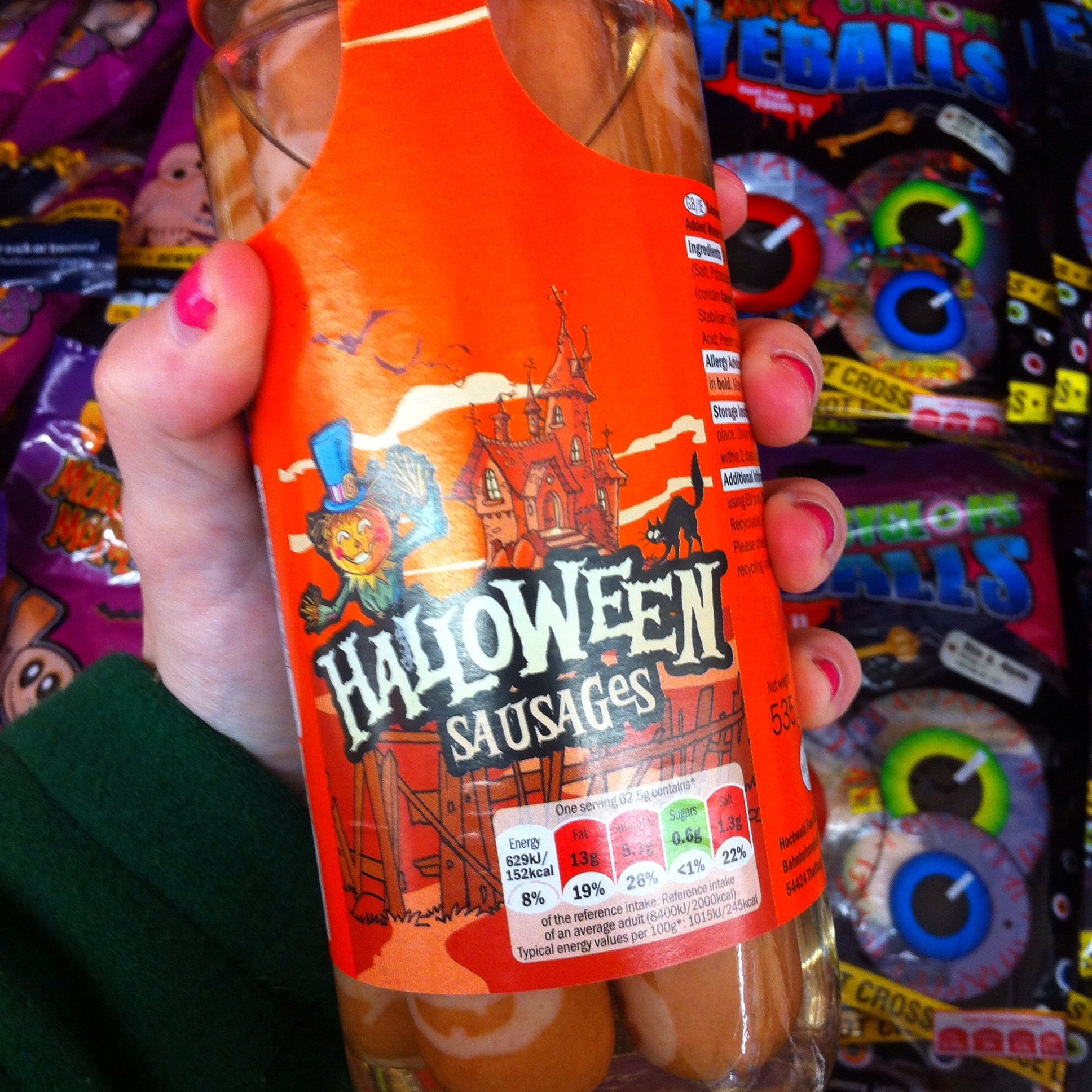 Costumi Halloween 2019 Lidl.Halloween Fun At Lidl You Can Win 50 Each Day Until The 31st The