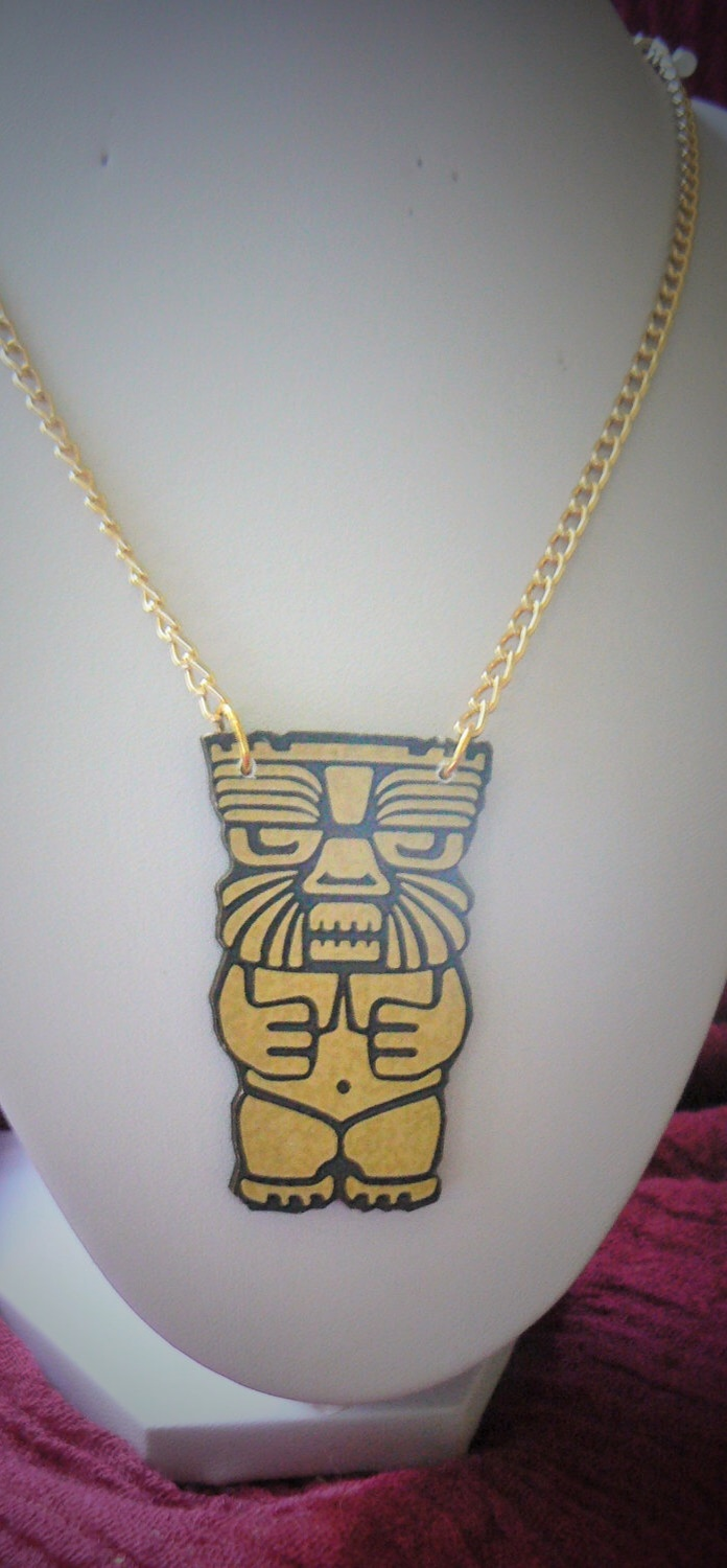 Loads of tiki pieces starting from £3.50