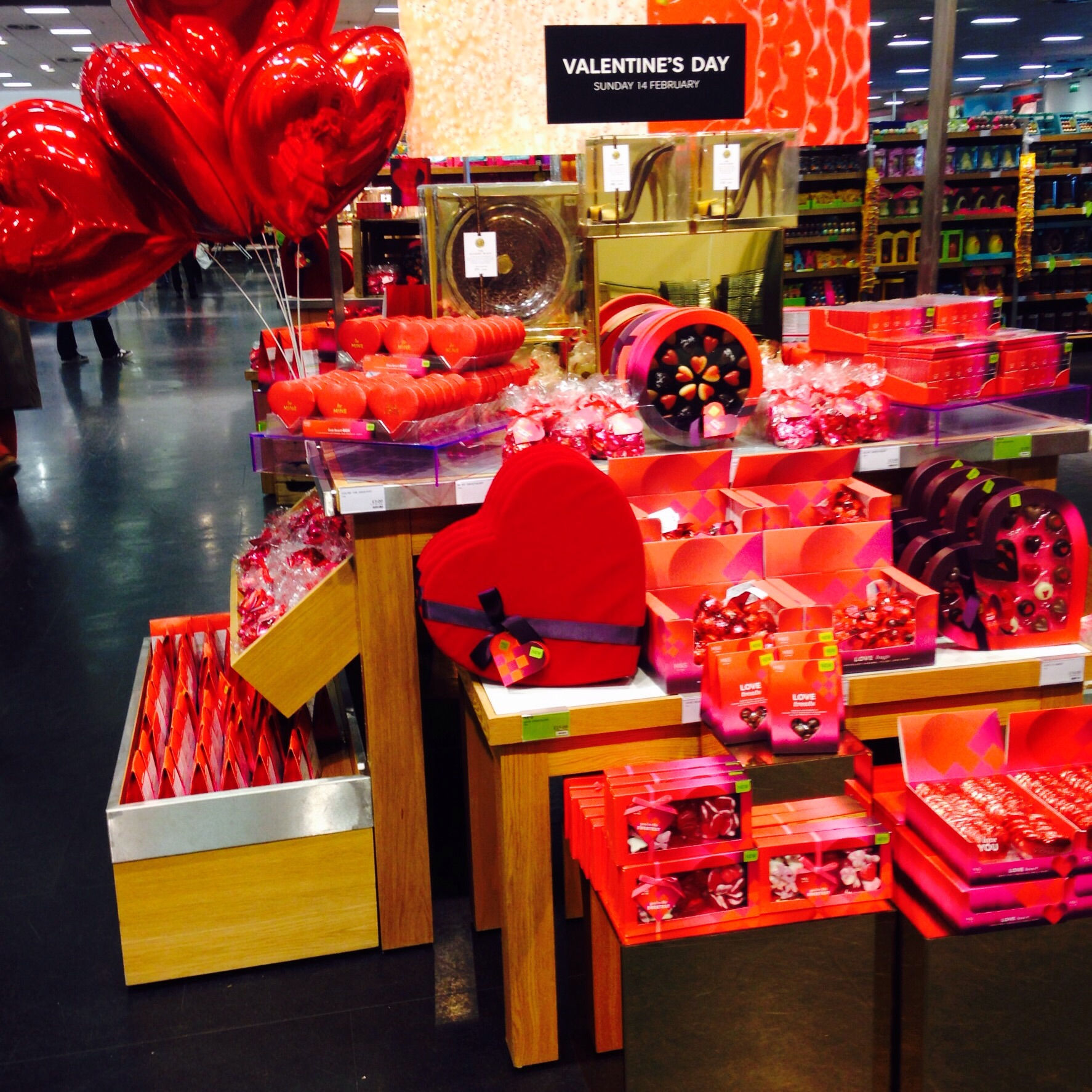 The Valentines Day 2016 Marks Spencer Lust List The World Of Kitsch