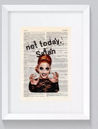 Bianca Del Rio- one of my favourites