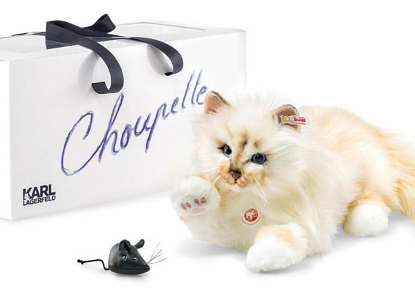 Your very own cuddly Choupette