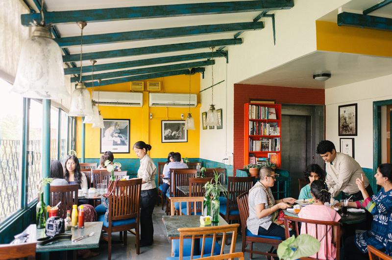 Café Turtle - Greater Kailash 1