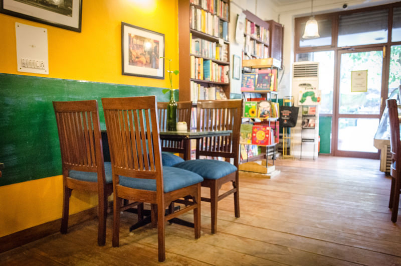 Café Turtle - Nizamuddin East