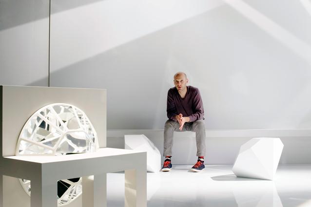 Beta Installation, Swarovski, Design Miami/Basel 2012. Photo by James Harris