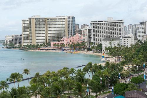 Waikiki Beach - Click to view more photos