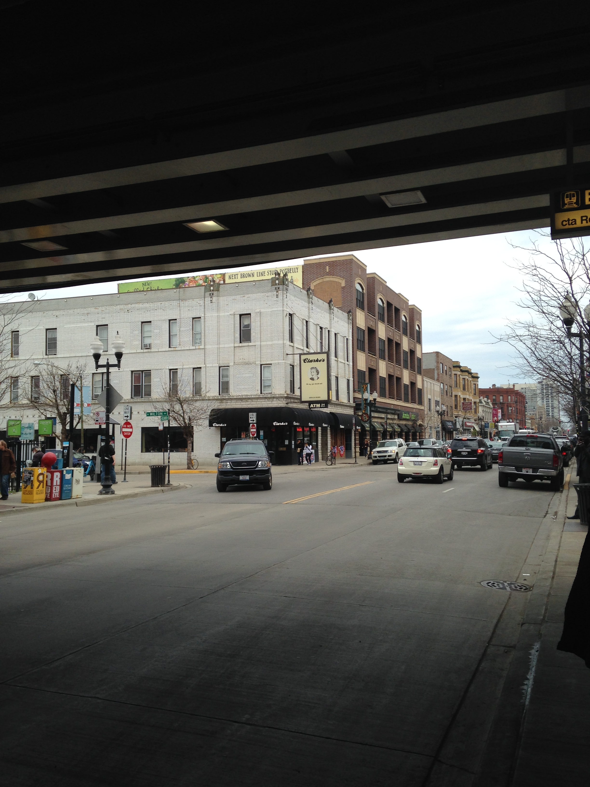 Belmont Ave -  My old home