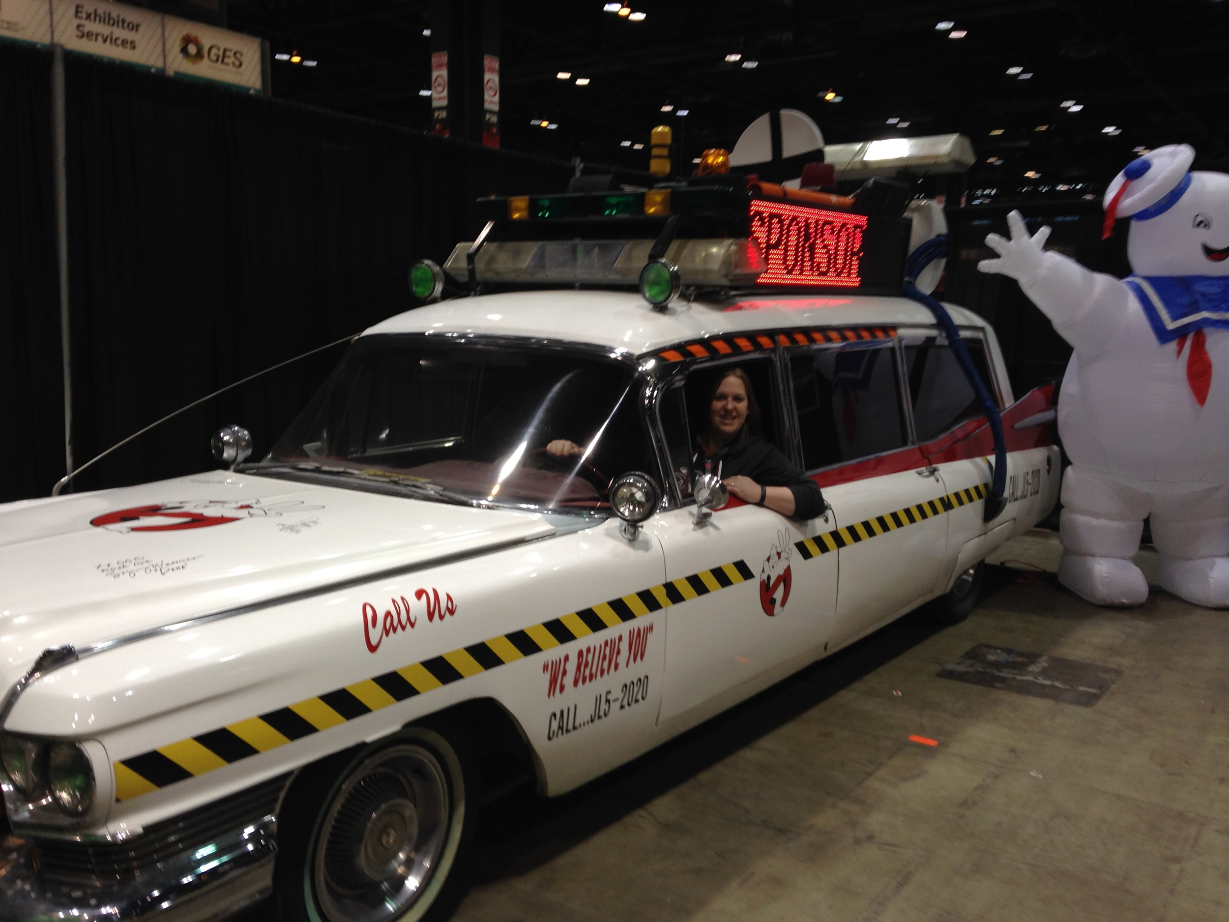 Ecto 1A - A dream come true