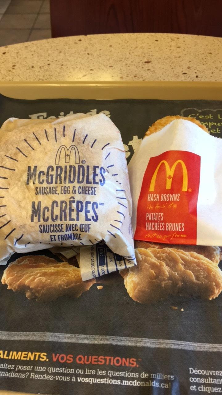 McDonald's McCrepes