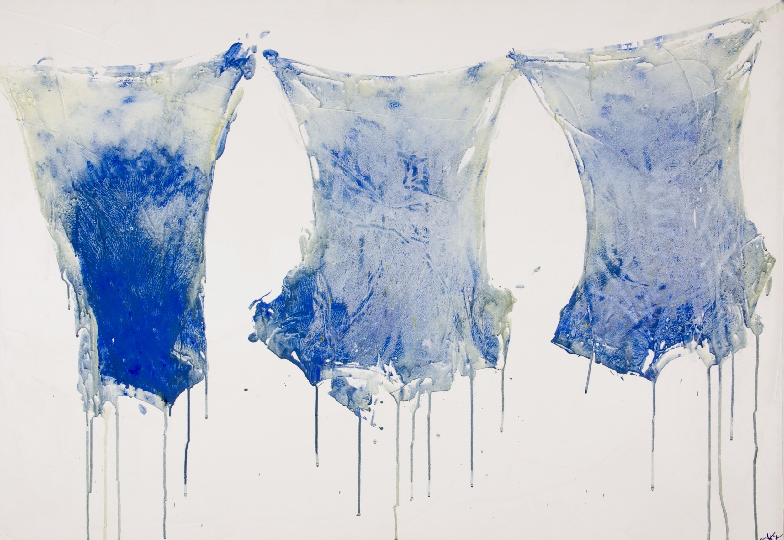 laundry I, is part of the  Laundry//Economy  series, created in 2011.