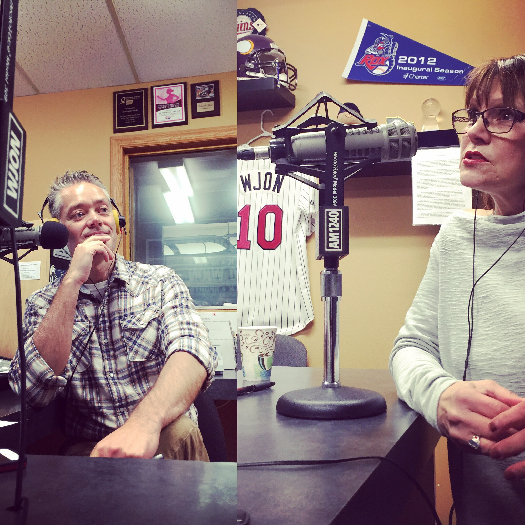 The director of the Downtown Council, sharing the big stuff happening downtown, invited me to talk about the new music organization, Independent Music Collaborative of Central Minnesota.