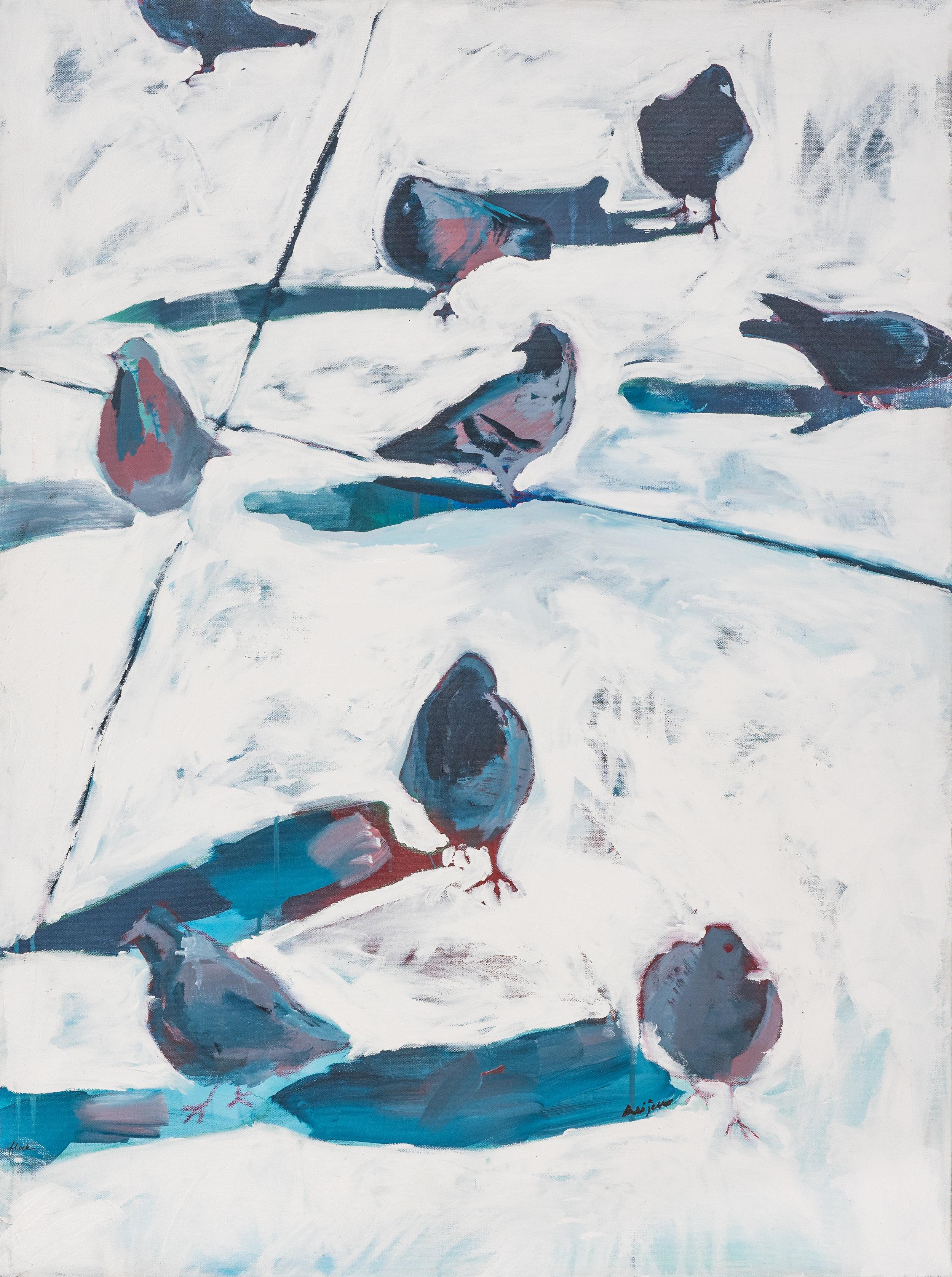 Pigeons, 2017