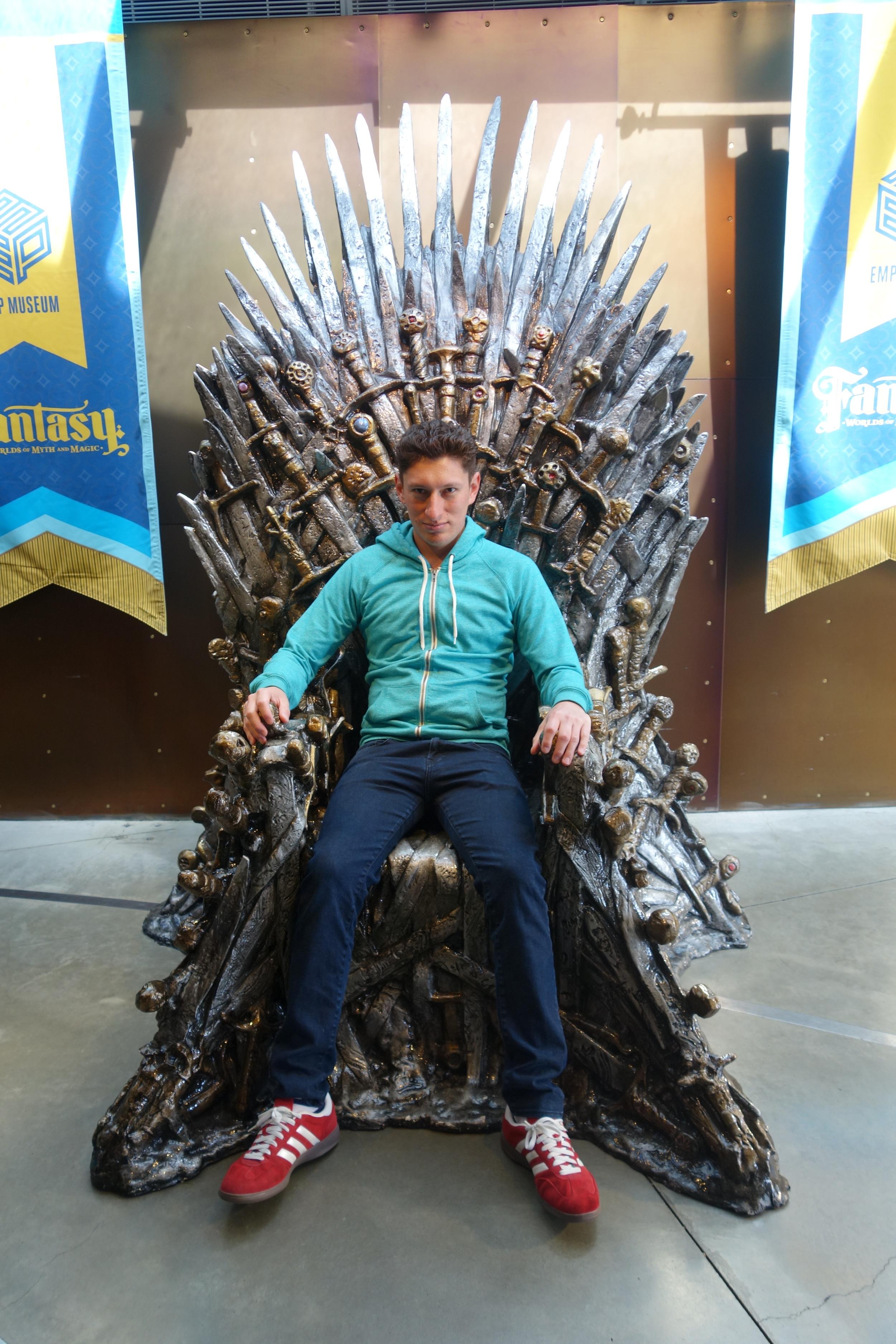 DSC00878 Richard on the Throne.JPG
