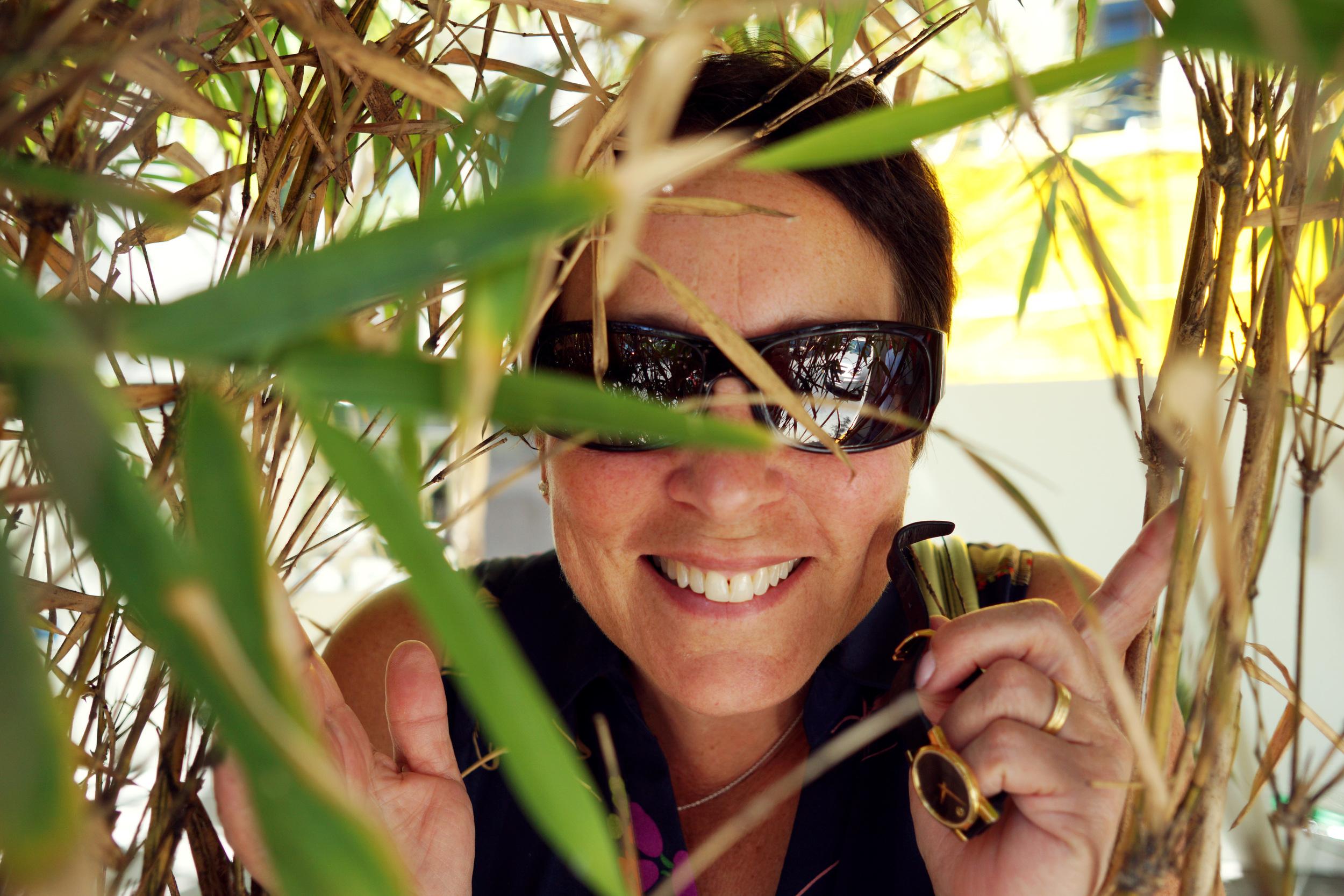 DSC00794 Mom in the Plants.JPG
