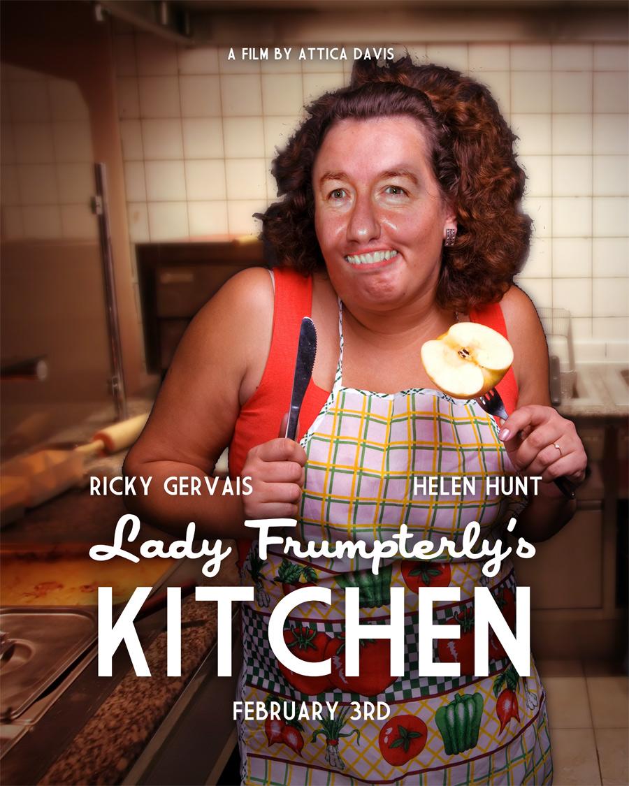 Lady Frumpterly's Kitchen