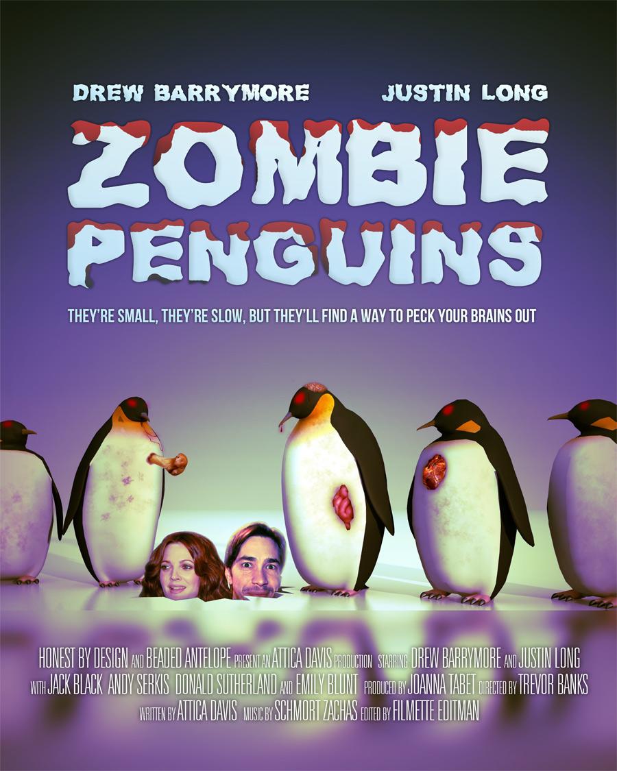 Zombie Penguins