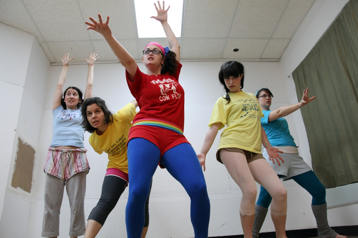 Life of Prudie: Dance Recital