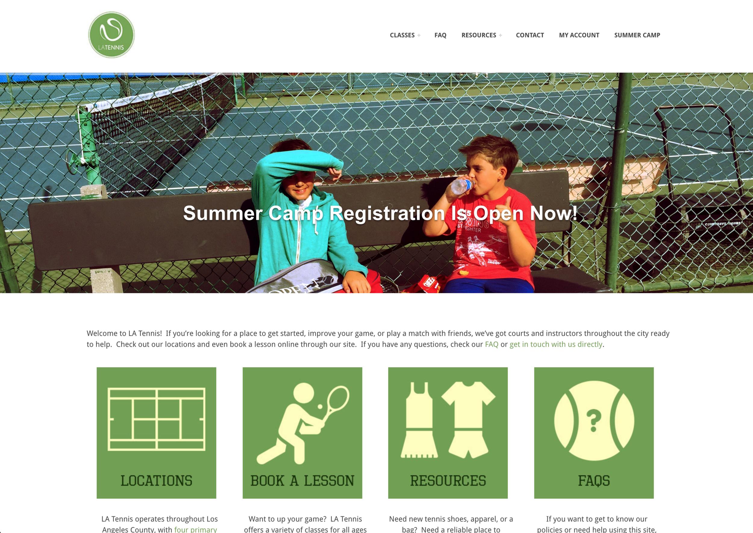 LA Tennis