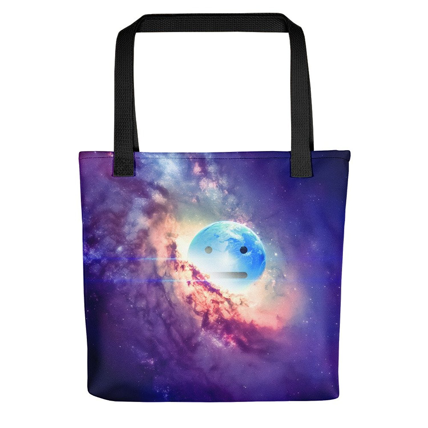 Awkward Planet Tote Bag