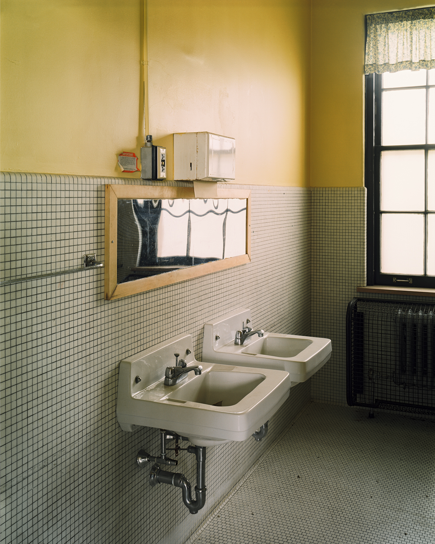 Bathroom sinks, Cottage 2.