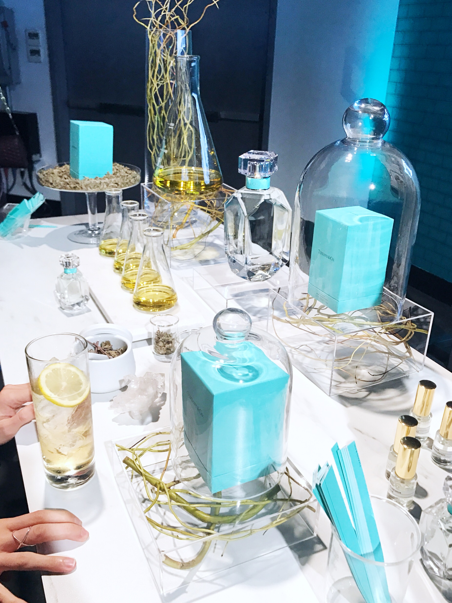 tiffany & co fragrance launch honeyandvelvet