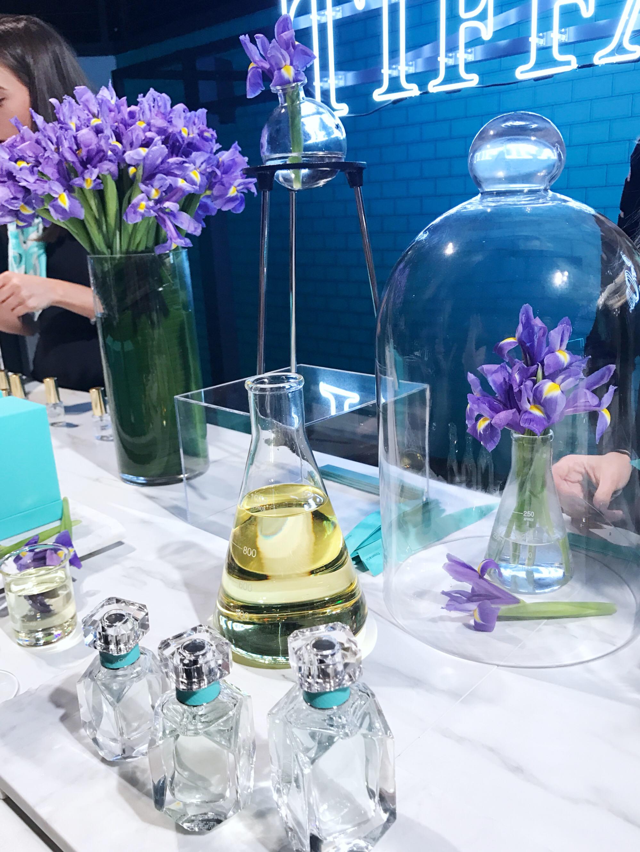 tiffany & co fragrance iris