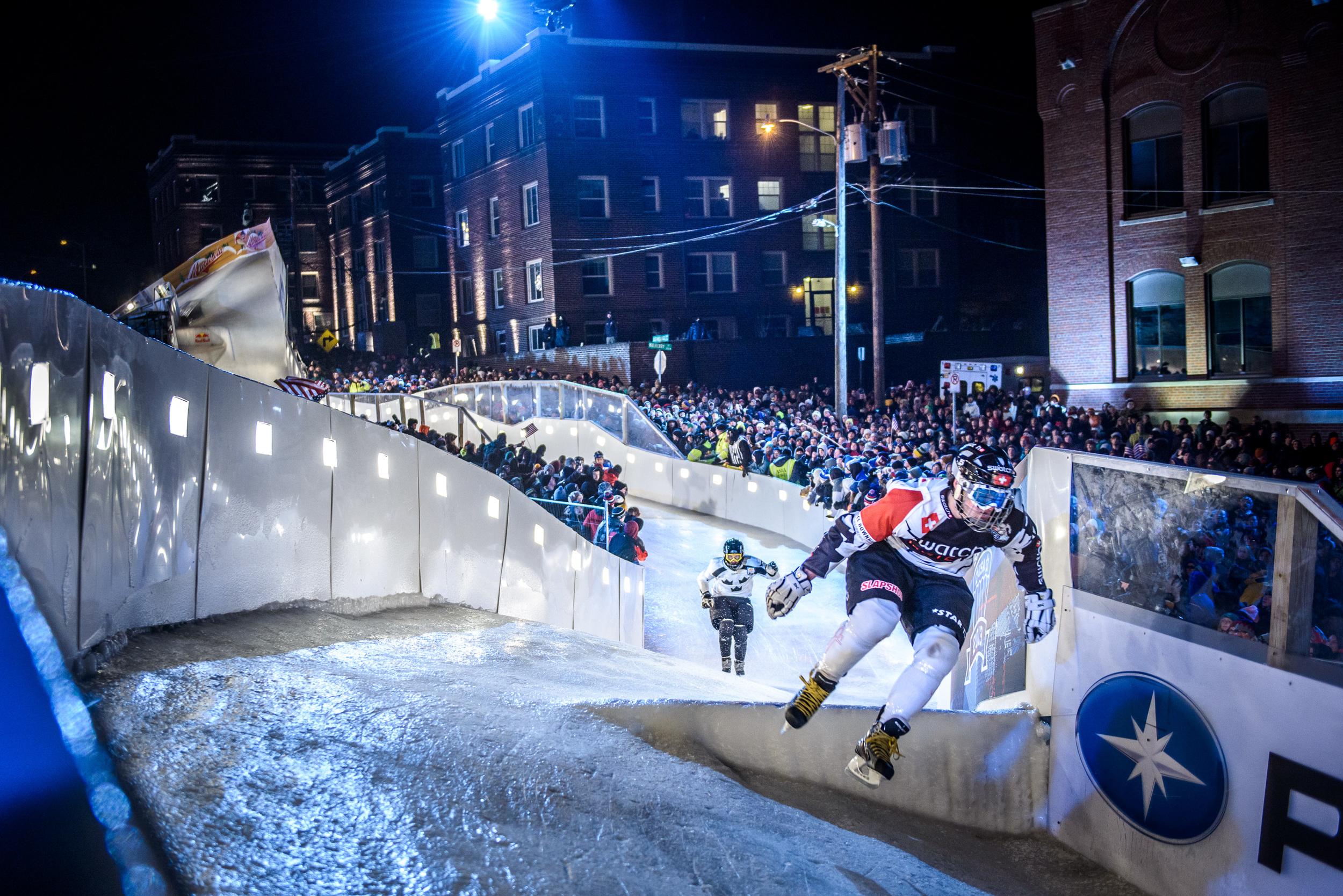 Gallery: Redbull Crashed Ice.