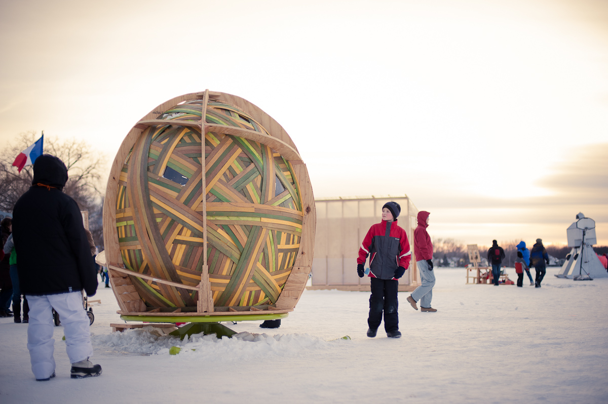 The Art Shanty Projects