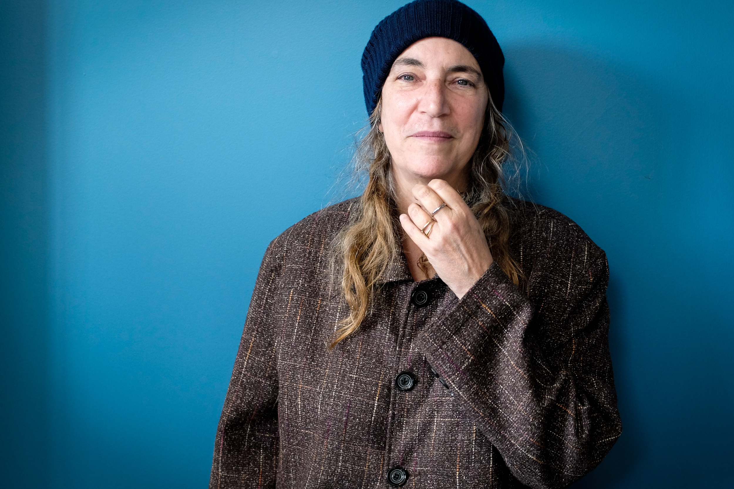 Patti Smith at The Current's Studios. September 12th, 2013.