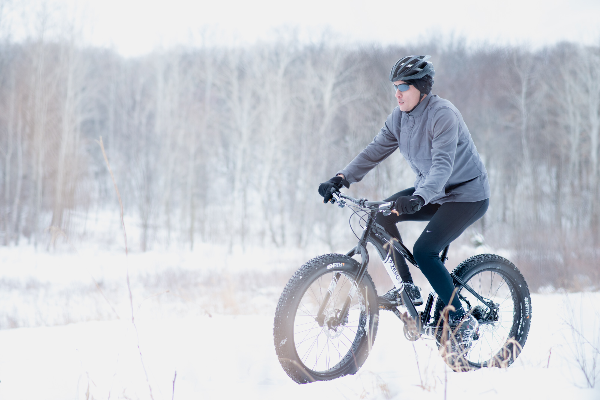 Ben - Fat Biking