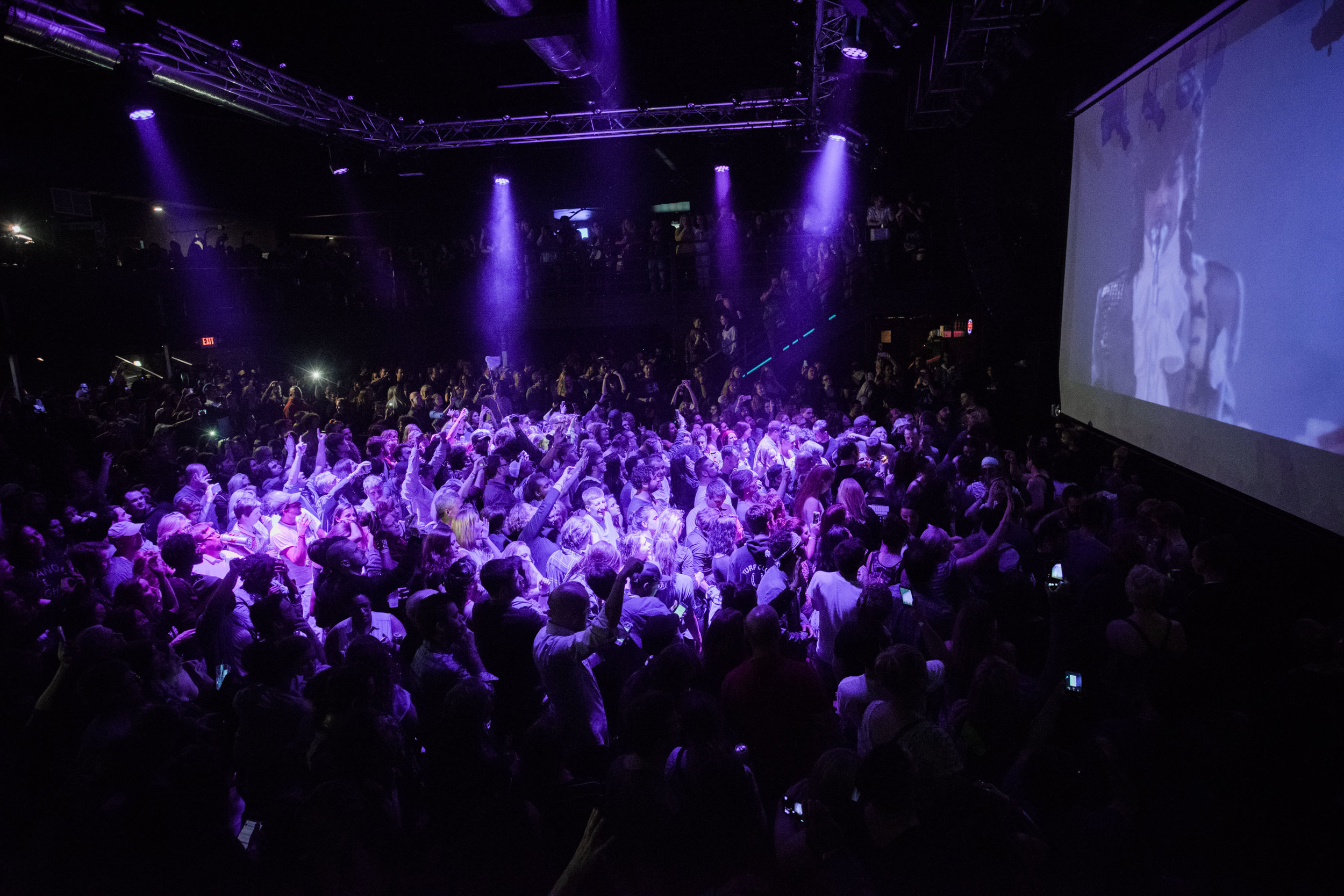 First Ave Dance Party