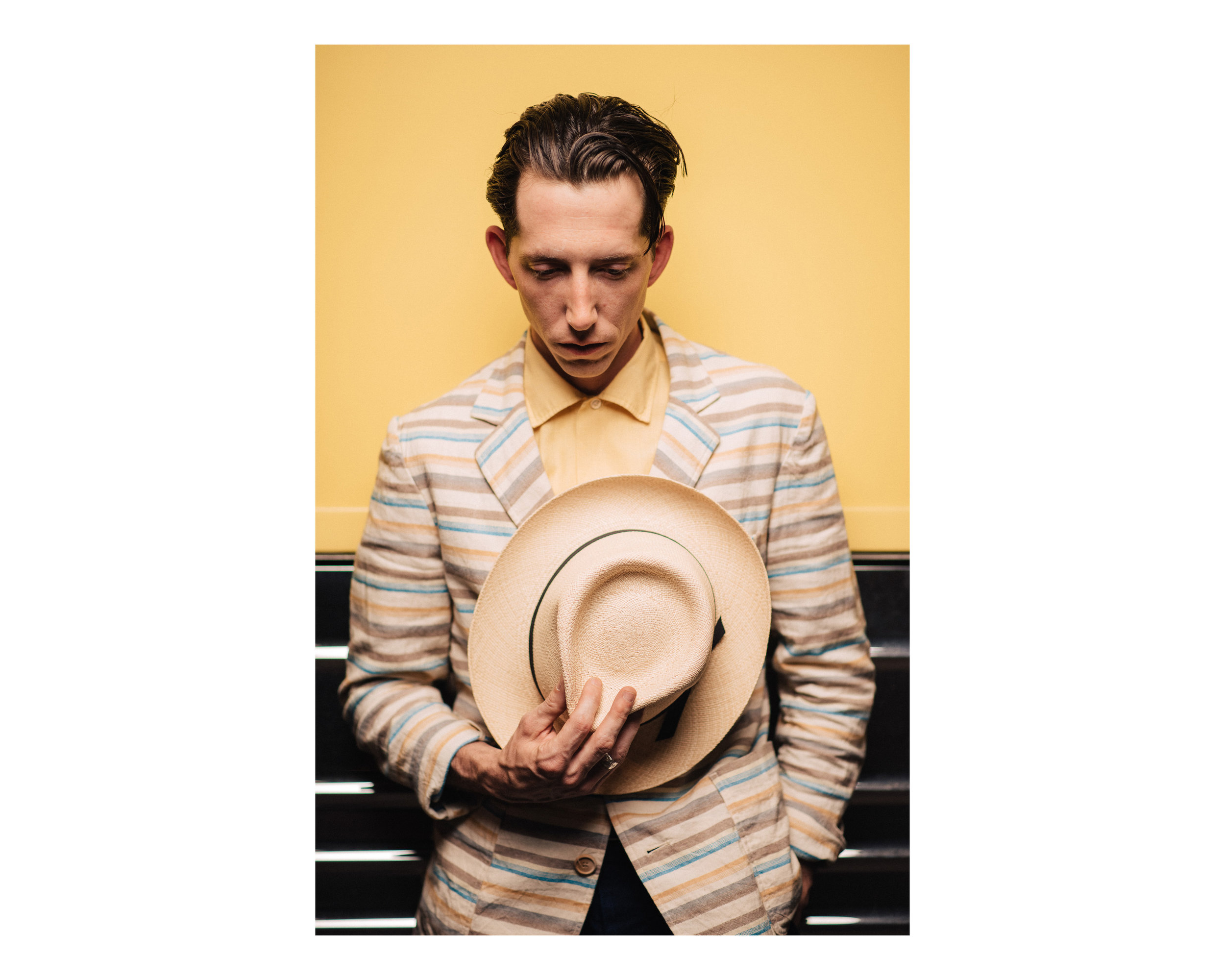 2018 Communication Arts Award - Pokey LaFarge