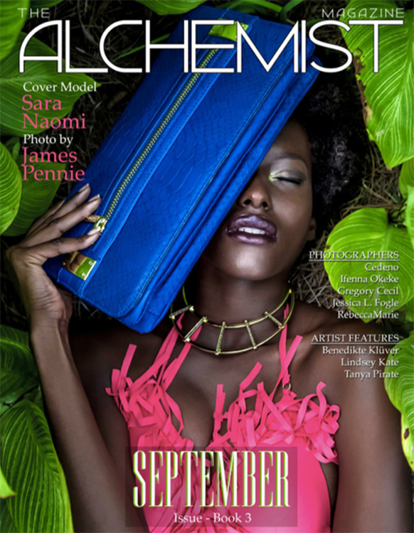 Cover - The Alchemist Magazine